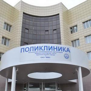 Поликлиники Обухово